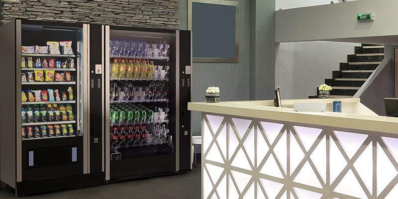 vente distributeur automatique luxembourg