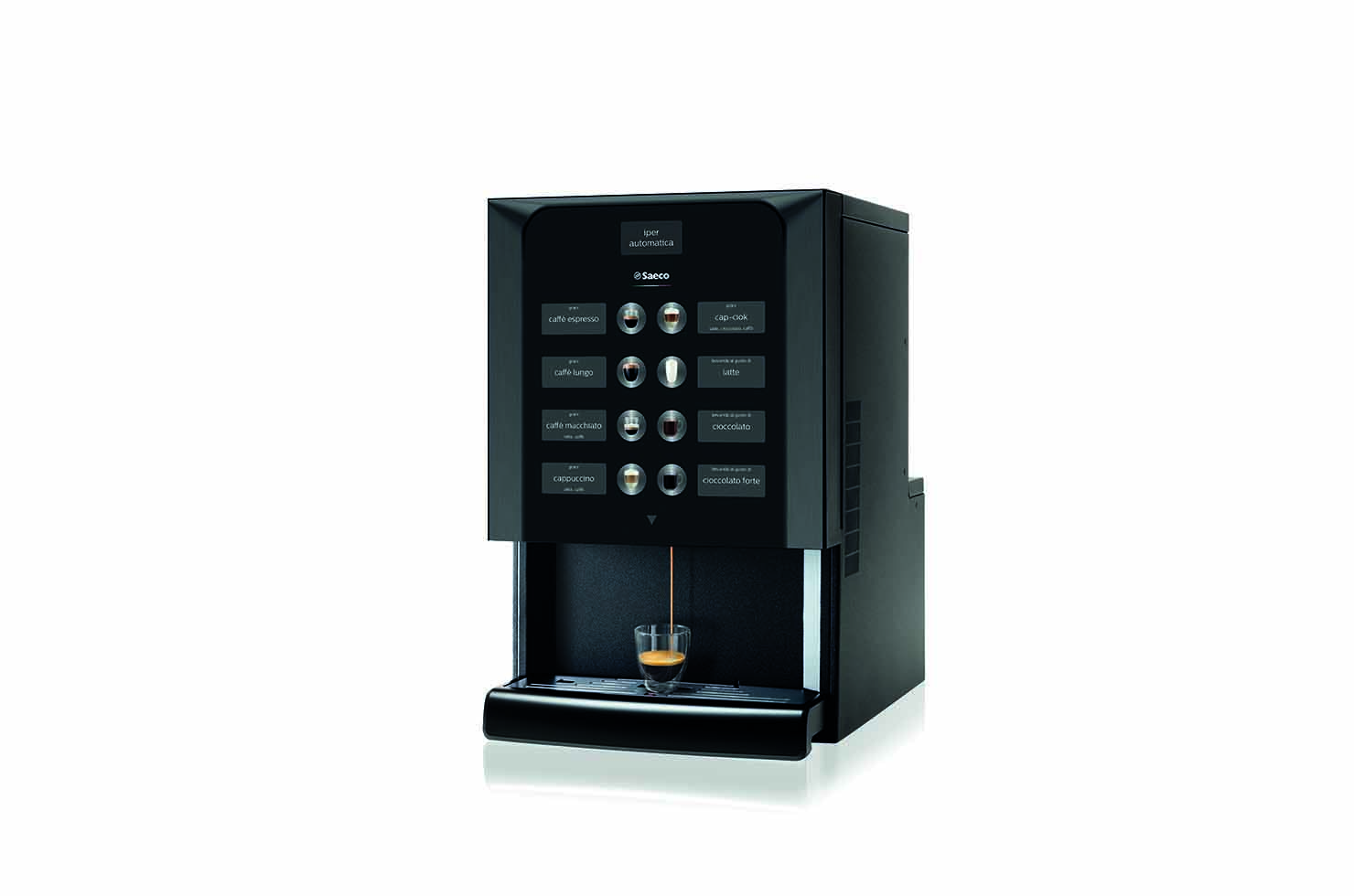 saeco iperautomatica machine a café