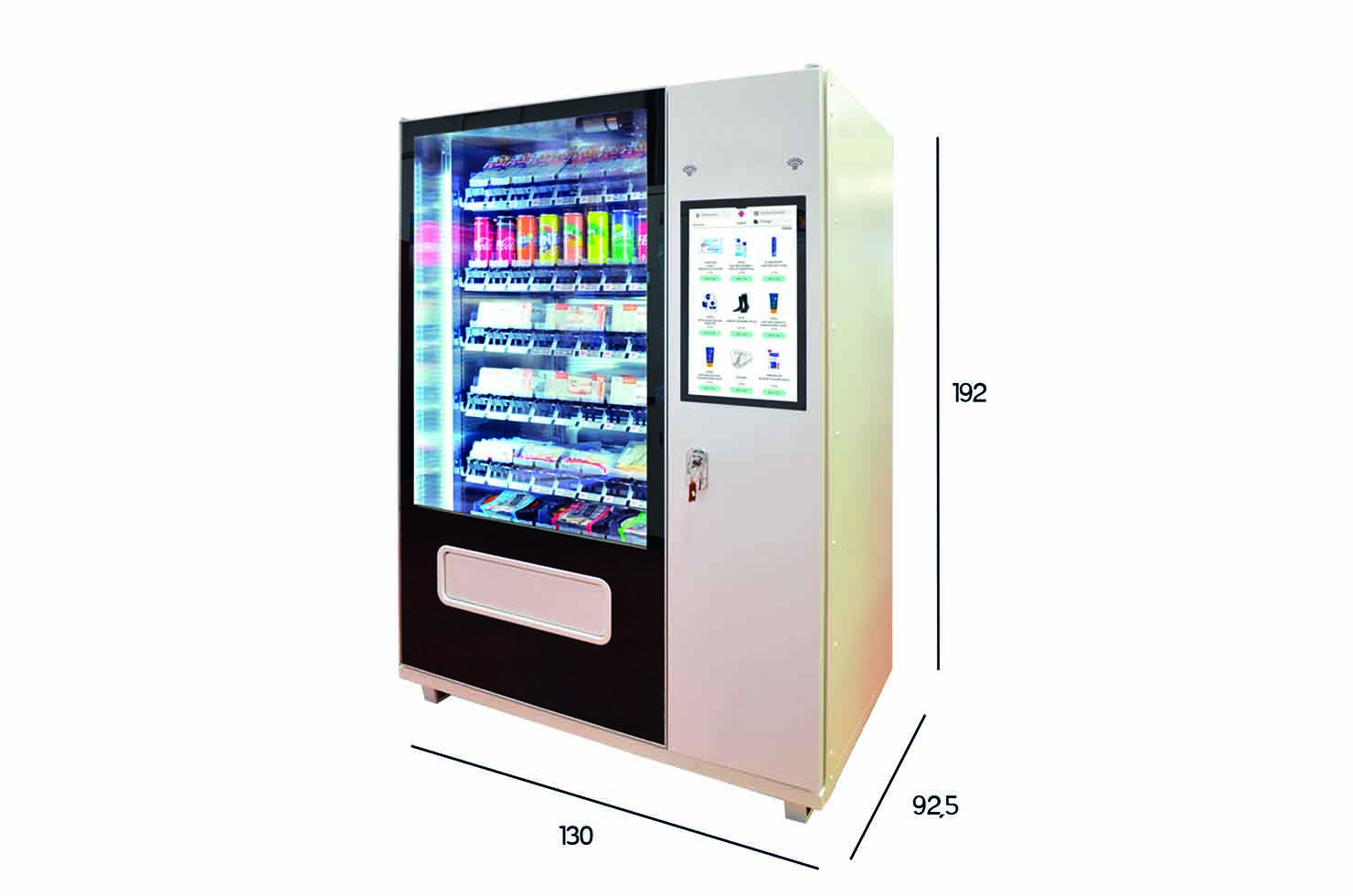 distributeur magex Idea9L