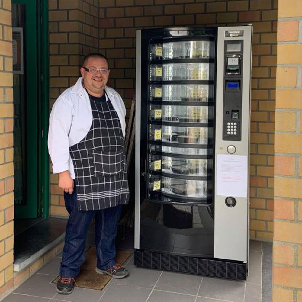 distributeur automatique plats frais